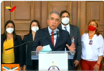 Diputado Luis Eduardo Martínez confirma que contrajo COVID-19