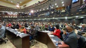Instalan Comisión Preliminar del Comité de Postulaciones Electorales con diputados elegidos el 6Dic