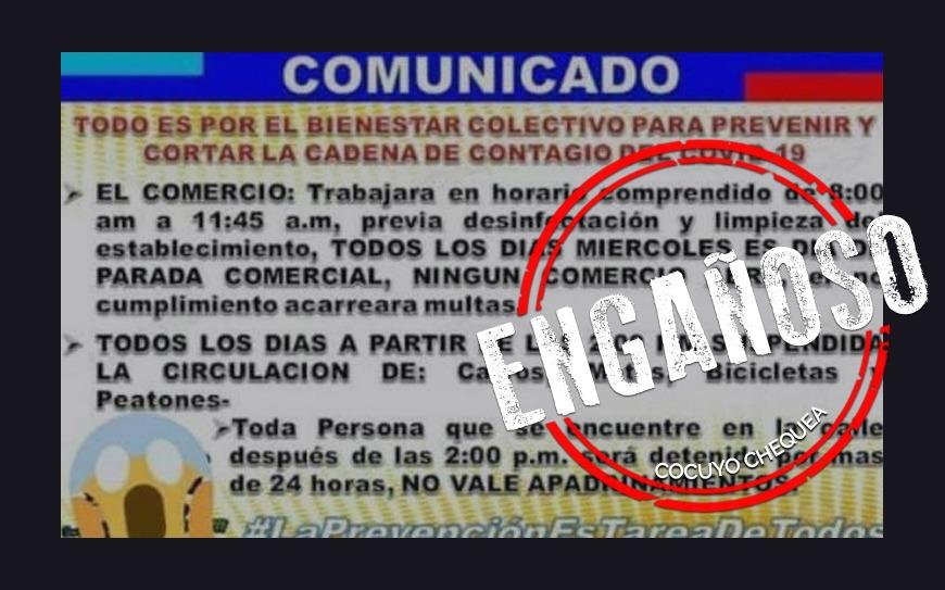Estas son las mentiras que han circulado sobre el reinicio de la cuarentena
