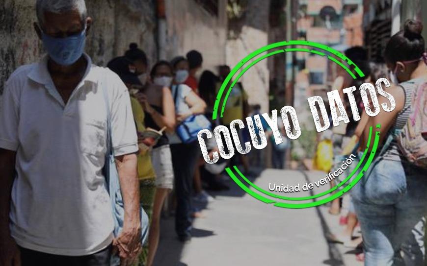 Promedio semanal de casos de COVID-19 en Venezuela se duplicó desde enero