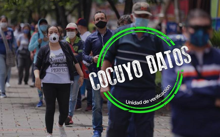 Desde septiembre de 2020 la tasa de letalidad por COVID-19 sube en Venezuela