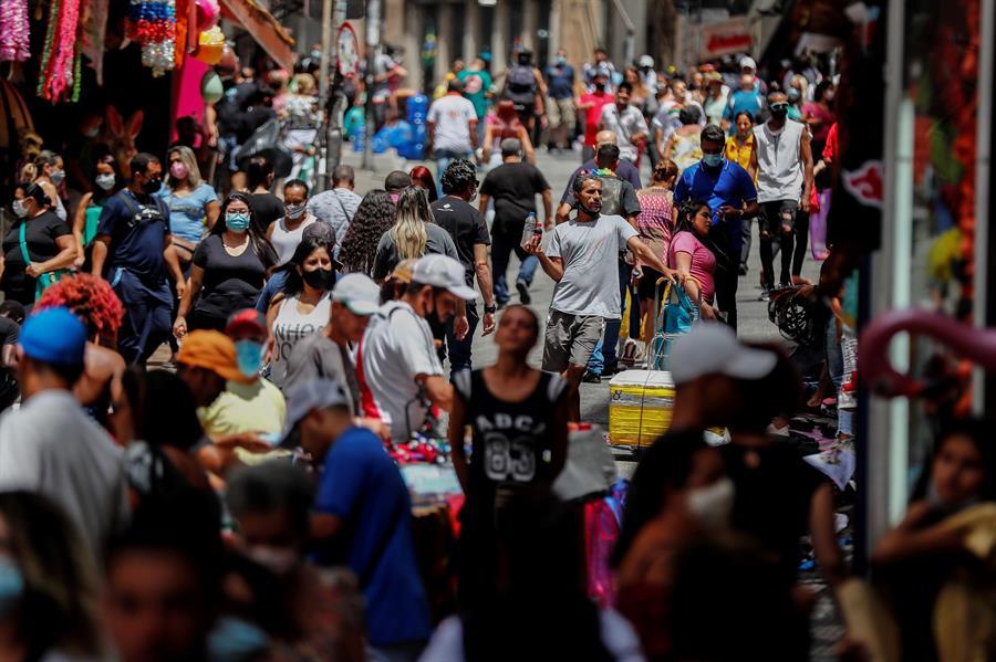 Variante brasileña en Venezuela: lo que debe saber sobre la P.1