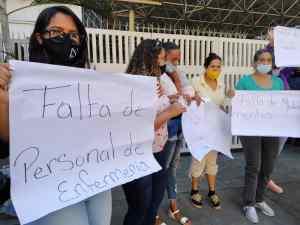Madres de niños de Nefrología del JM de los Ríos exigen reactivar trasplantes
