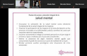 Alianza Salud para Todas insta a brindar atención integral a las mujeres venezolanas