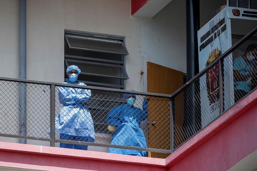 La última semana fue la de mayor número de contagios por COVID-19 en Venezuela