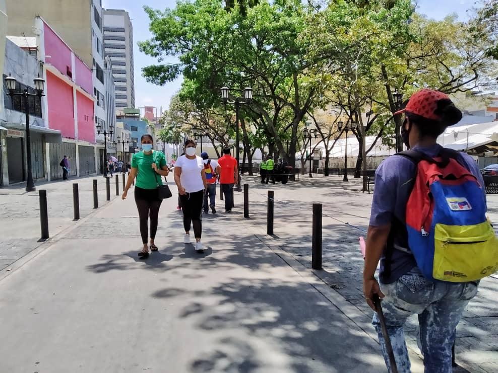 Abril inicia con nuevos picos de fallecidos diarios por COVID-19 en Venezuela