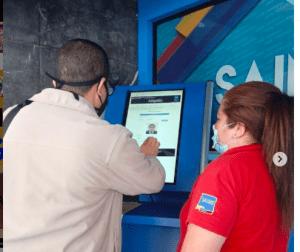 Usuarios del Saime La Trinidad pueden retirar pasaportes en el Poliedro de Caracas