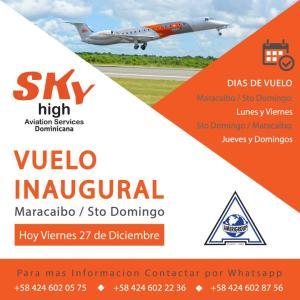 Sky High Maracaibo