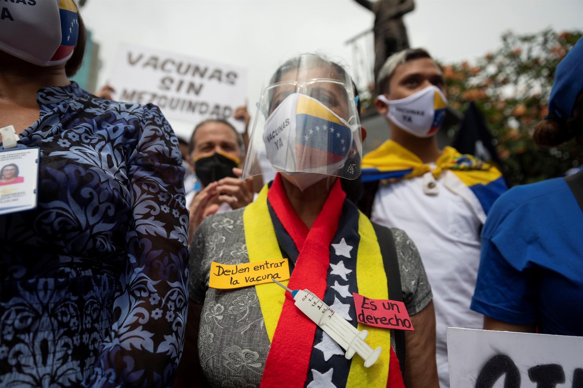 Por cuarta semana consecutiva Venezuela registró más de 9.000 casos de COVID-19