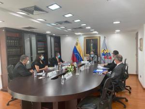 El exministro Pedro Calzadilla es el nuevo presidente del CNE