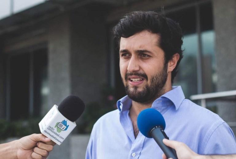 Gabriel Santana: Las elecciones sirven para frenar el avance del Estado comunal