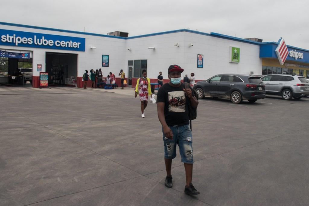 Ciudadanos haitianos ingresan a población texana Del Rio