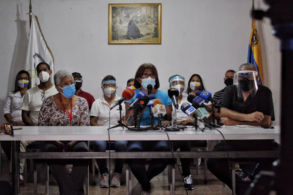 Ana Rosario Contreras pide garantizar segundas dosis