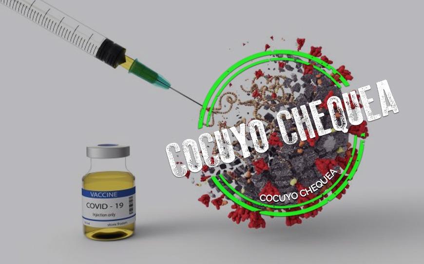 Seis mentiras sobre las vacunas contra el COVID-19