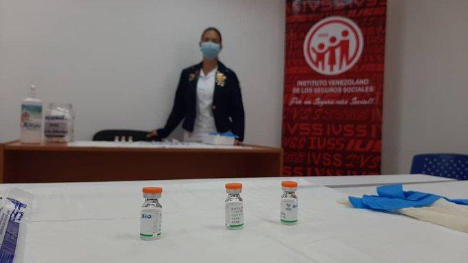 Vacuna de Sinopharm ivss