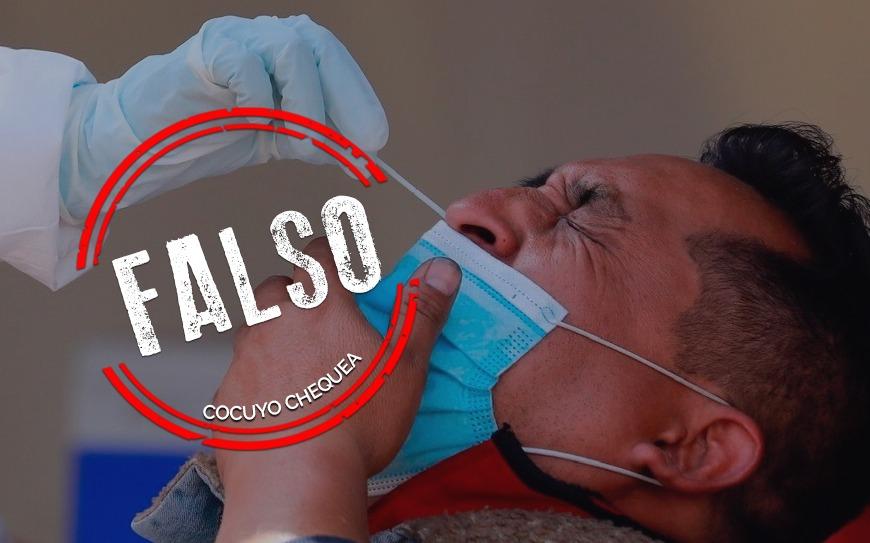 ¿Variante delta del COVID-19 no se detecta con pruebas de hisopado nasofaríngeo?