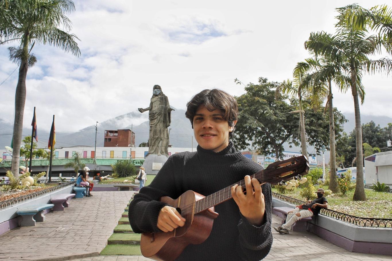 Caracas joven