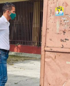 """Gilber Caro, el catiense """"más buscado"""" (perfil)"""