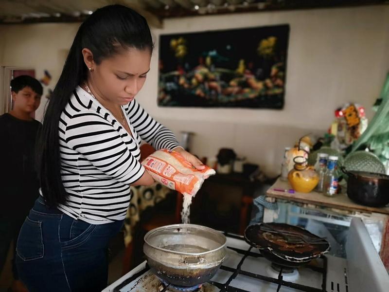 PMA estima que el 7,9 % de la población en Venezuela (2.3 millones) está en inseguridad alimentaria severa | Foto: WFP/Elio Rujano