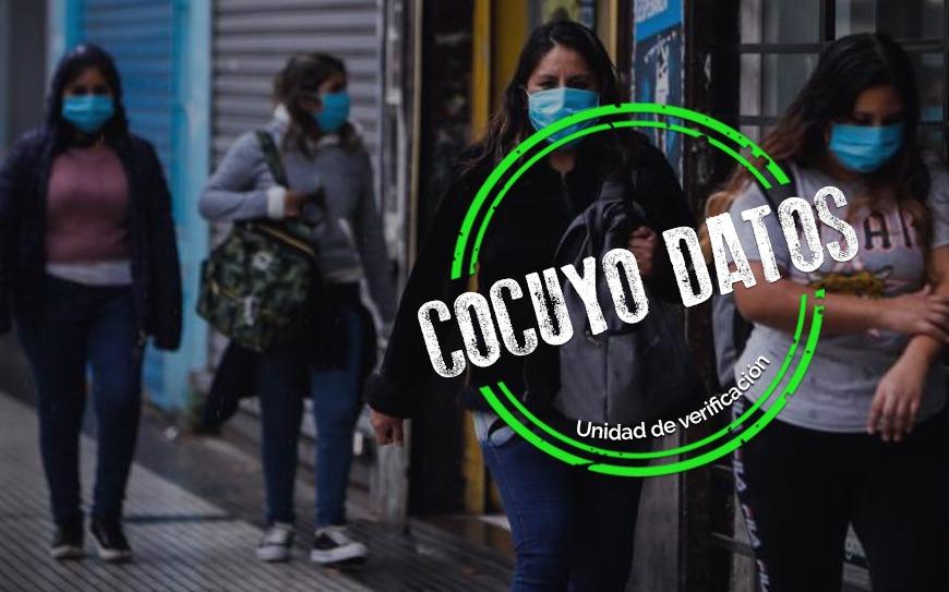 Un promedio de 15 personas al día murieron por COVID-19 en la primera quincena de julio