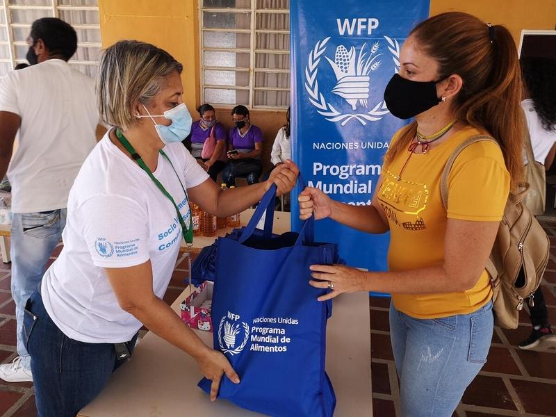 Por qué el PMA empezó por Falcón y otras cuatro claves sobre sus operaciones en Venezuela