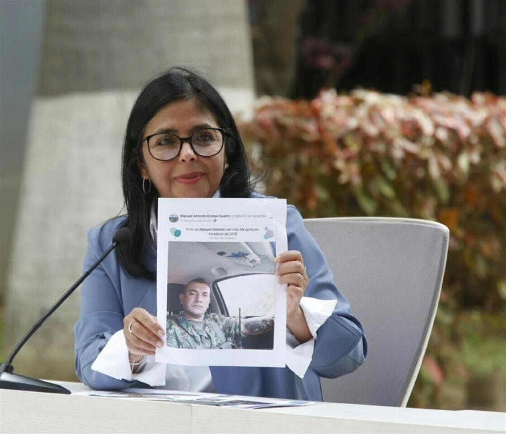 22 delincuentes muertos por incursión policial en la Cota 905, dice ministra Meléndez