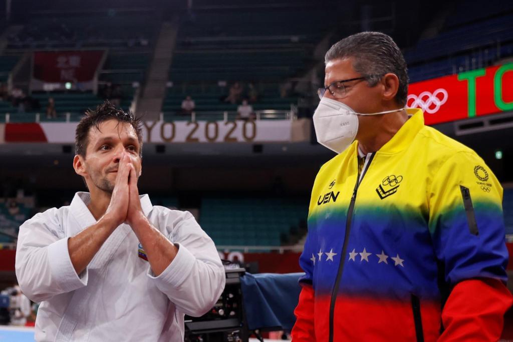 Antonio Diaz Juegos Olimpicos