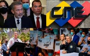 Cinco hechos que movieron el escenario político en Venezuela