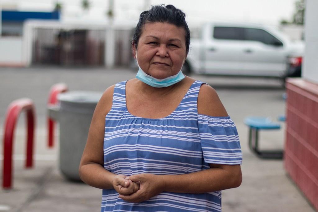 Migracion venezolanos Del Rio Texas