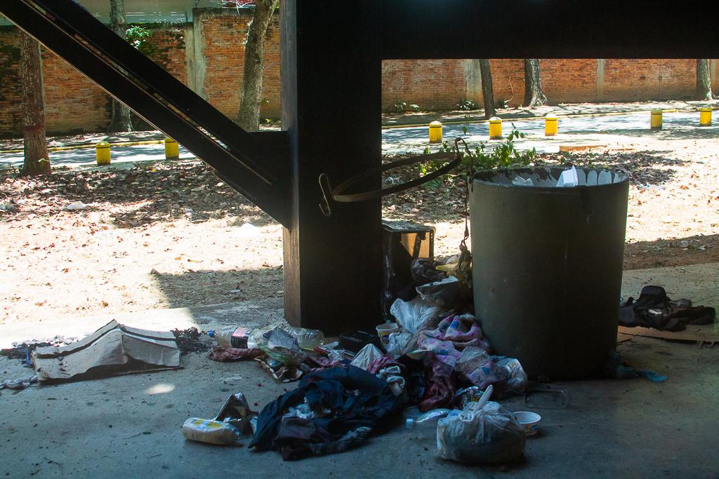 Los dos rostros de la UCV en pandemia: abandono y rehabilitación