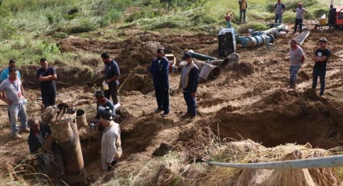 Anuncian que paulatinamente se restituirá servicio de agua en Caracas