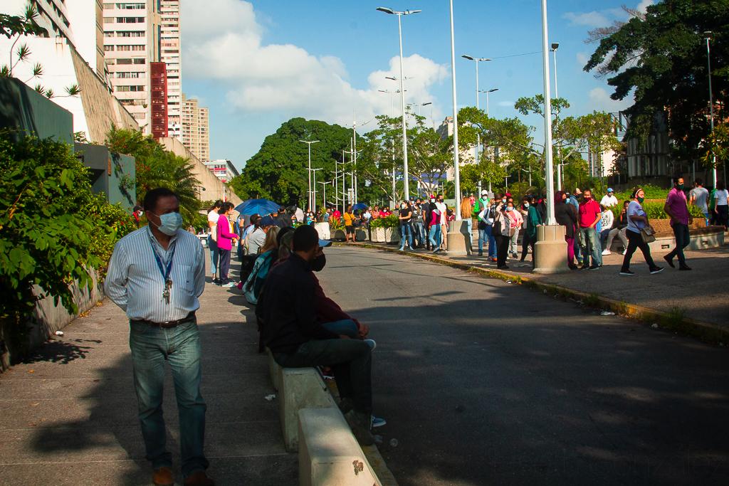 Balance semanal del COVID-19: Miranda y Caracas lideraron contagios y decesos