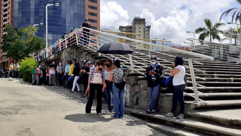 Estiman que en el municipio Sucre lleguen segundas dosis el fin de semana del 18 y 19 de septiembre