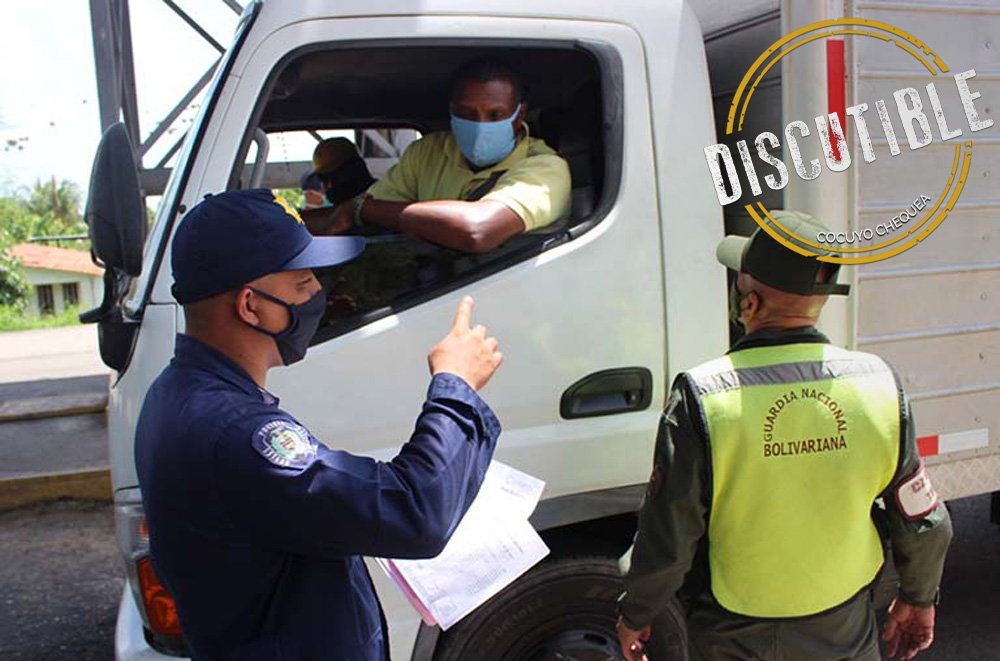 ¿Gobierno ordenó cierre de los accesos a Caracas?